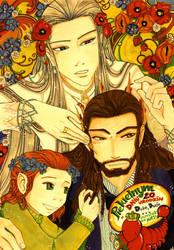 +v+ Thorin and Thranduil - Like One Family by vanitachi