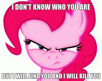 Pinkie Pie Meme