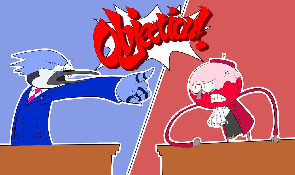 Regular Objection !!!! by MordoSama