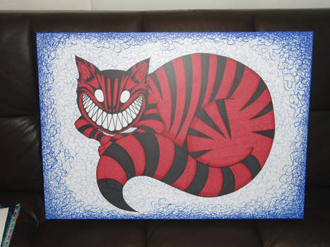 The Cat of Cheshire...