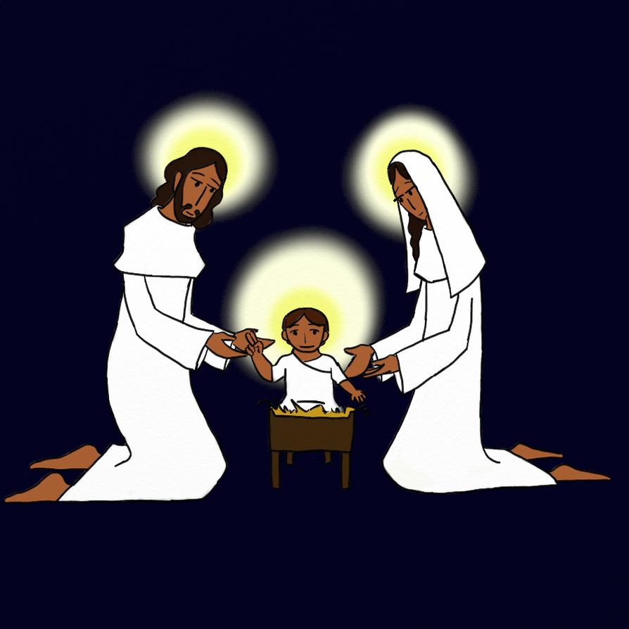 Nativity by PieWriter