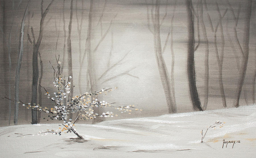 Forest study by DevianteFlap