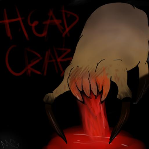 Headcrab. by Darkeh91