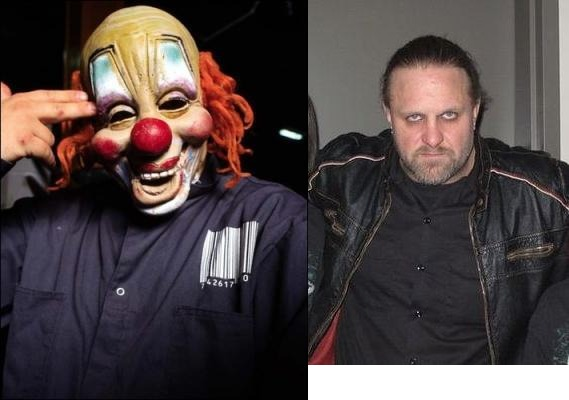 slipknot clown shawn crahan unmasked by GunildTheDragon on ...