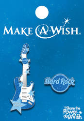 Make-A-Wish Foundation Hard Rock Hotel Pin