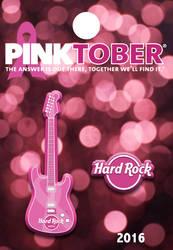 Pinktober Hard Rock Hotel Pin