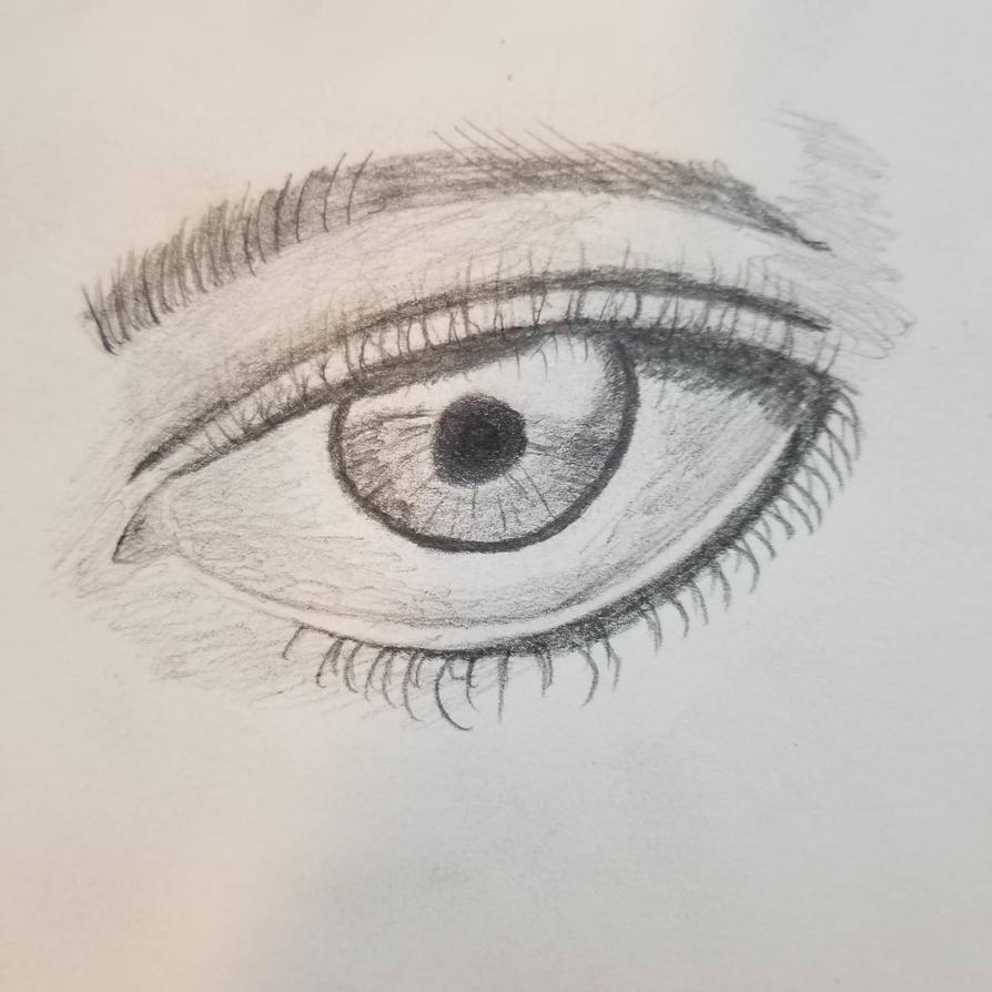 75 eyeball by asantedaace