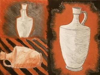 Explosive Vase by asantedaace