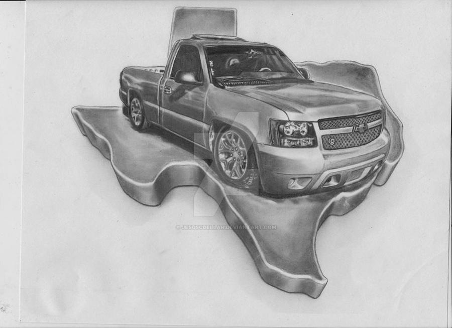 TEXAS Truck by JesusCuellar
