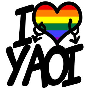 I heart YAOI by Latinodrop