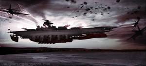 Yamato air ship