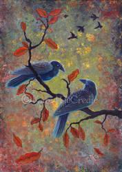 Autumn Ravens.