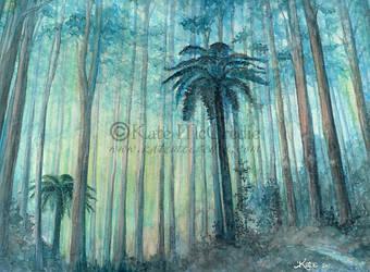 Warburton Rainforest by leelastarsky