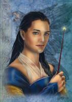 Rowena Ravenclaw by leelastarsky