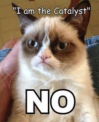 Mass Effect - Grumpy Cat meets the Space Brat