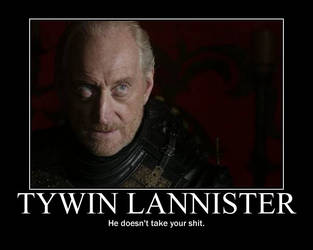 Tywin Lannister never loses by derlich