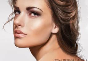 Face study by Matija5850