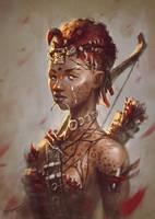 Huntress by Matija5850