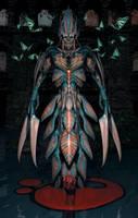 Warrior of Serpents by StaffordStone