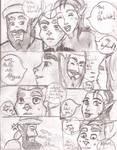 When Ratchet Met Big Daddy comic *REQUEST*  Part 1