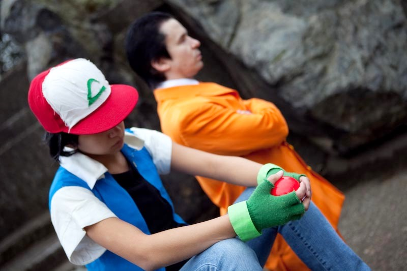 Pokemon : Dad? by Ai-rika
