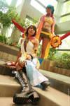 Final Fantasy X-2: YuRi