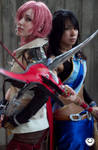 Final Fantasy XIII: Heroines