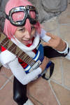 FLCL: Haruko Haruhara