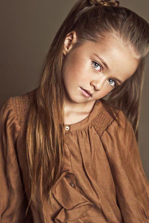 Prettiest little girl in the world 2013