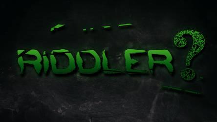 Riddler ?