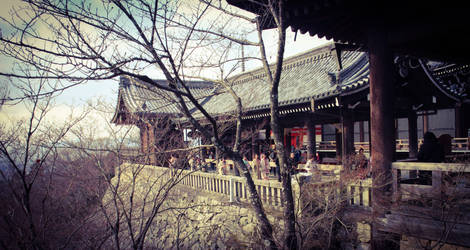 Kyoto Winter by CatchMe-22