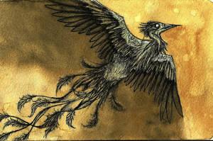 heron by PolarFox13