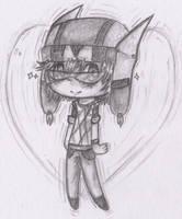 OC Sam sketch by Koi-Suru-Kokoro
