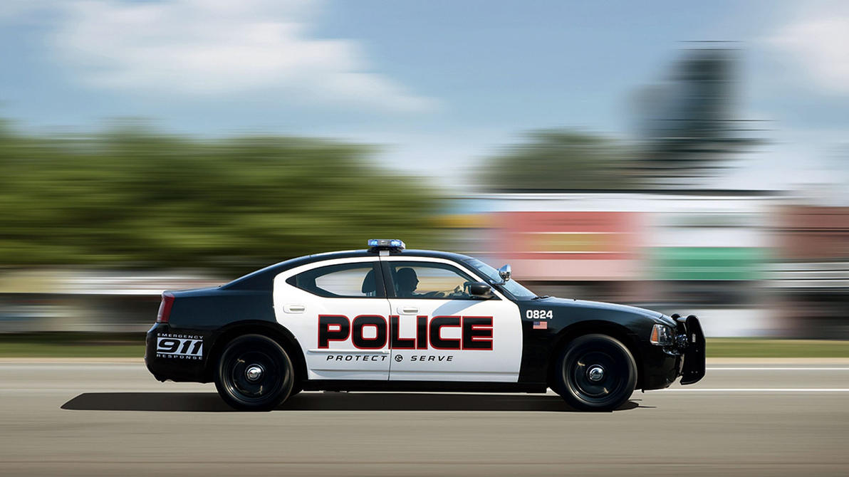 Police blur HD Wallpaper ,Police blur Wallpaper 1080p