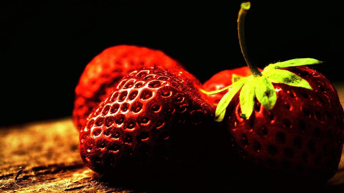 Strawberry HD Wallpaper ,Strawberry Wallpaper 1080p