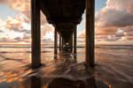 Sundown at Scripps by Jordan-Roberts