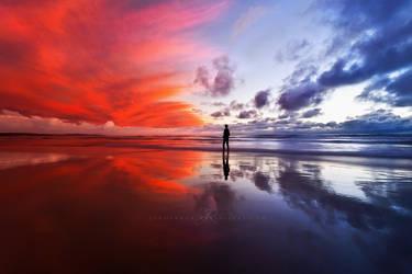 Reflecting Upon Dreams by Jordan-Roberts