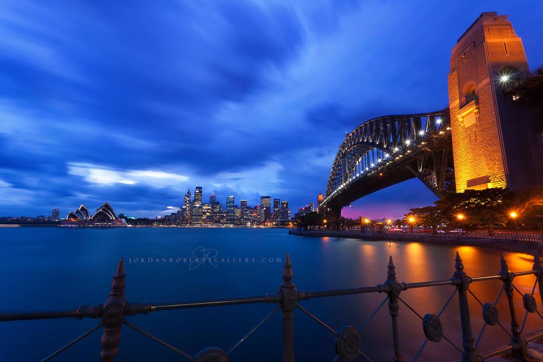 Opera House Blues by Jordan-Roberts
