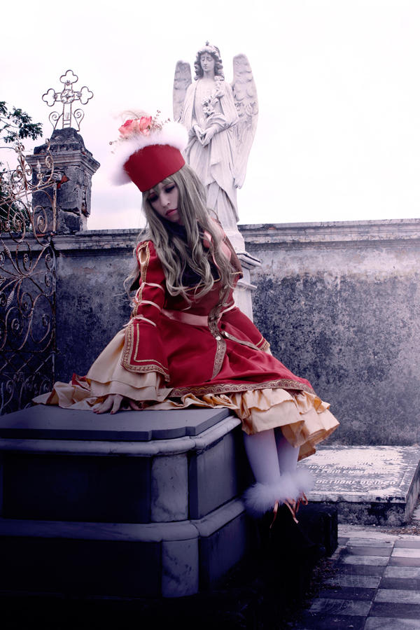 Sorrow - Myoubi from Alichino by Ai-Kiren