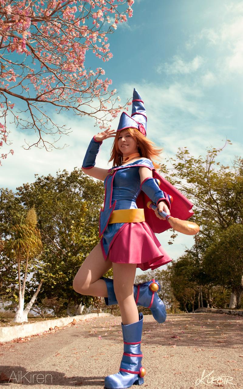 Magical Girl - Yu-Gi-Oh by Ai-Kiren