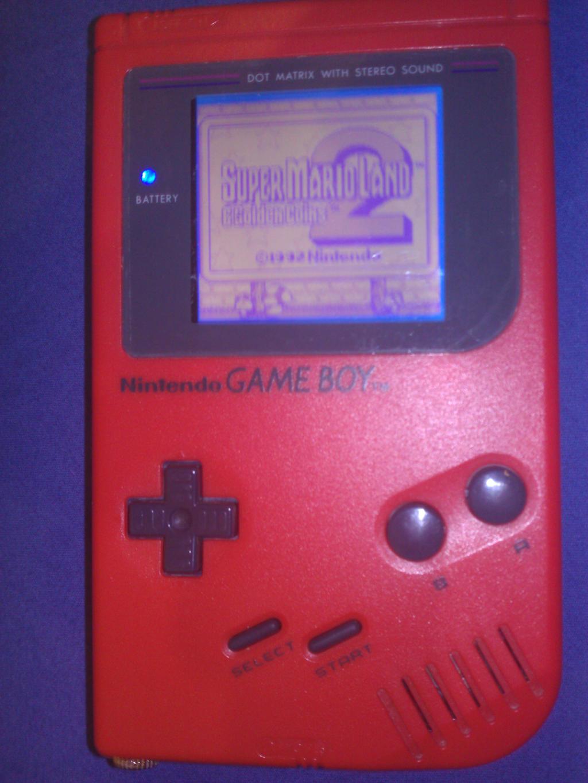 Gameboy Color Backlight 28 Images Backlit Gameboy Color Page 1 Nintendo Handhelds Gameboy