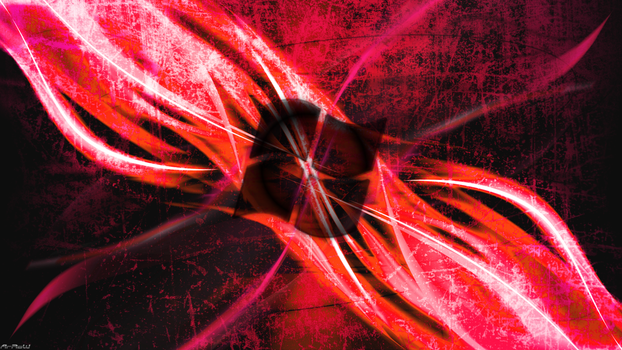 Scratch vs. Lighting Windows Wallpaper U-HD [Red]