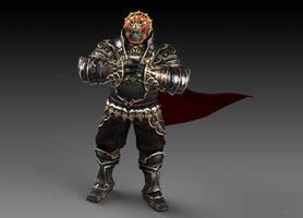 Ganondorf the dark Lord by ArRoW-4-U