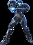 Samus (dark suit) SSBU KeyShot render