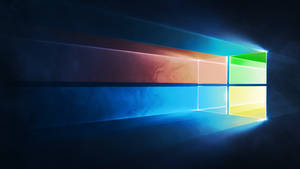 Windows 10 wallpaper true color