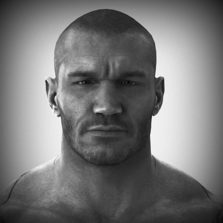 Randy Portrait