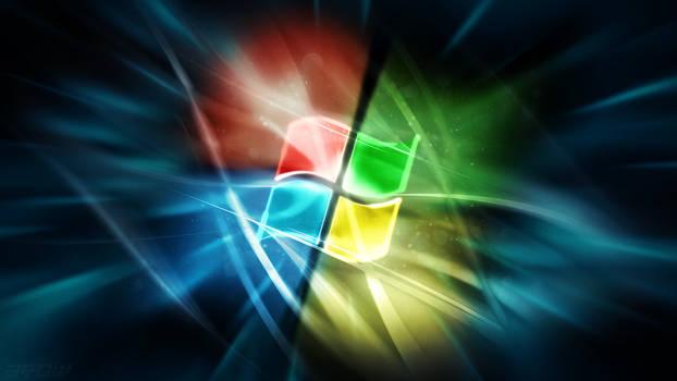 Windows Glowpaper