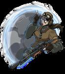 Sharpshooter Ilsa