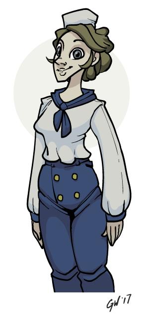 lil Navy Female by WooleyWorldHQ