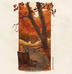 autumn but again